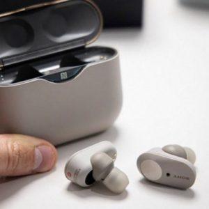 Tai Nghe True Wireless Sony WF 1000XM3