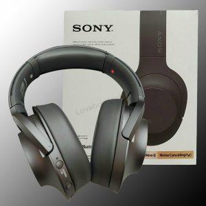 Tai nghe không dây Hi-res Sony WH-H900N (Đen)